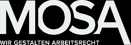 Logo MOSA Rechtsanwälte